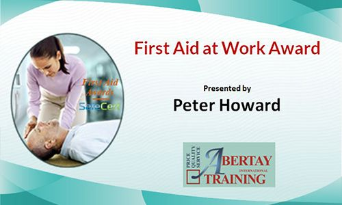Trainer PowerPoint Presentations like First Aid Trainer, Manual Handling Trainer etc