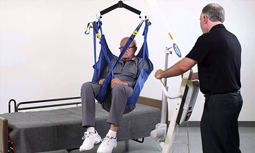 IOSH Accredited Patient Handling Train the Trainer Course