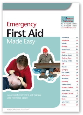 Emergency-First-Aid-Book