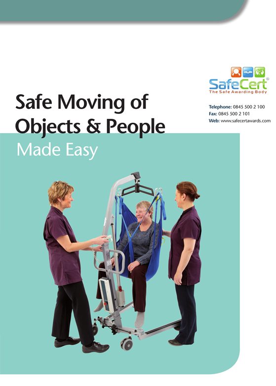 Safer moving of people books